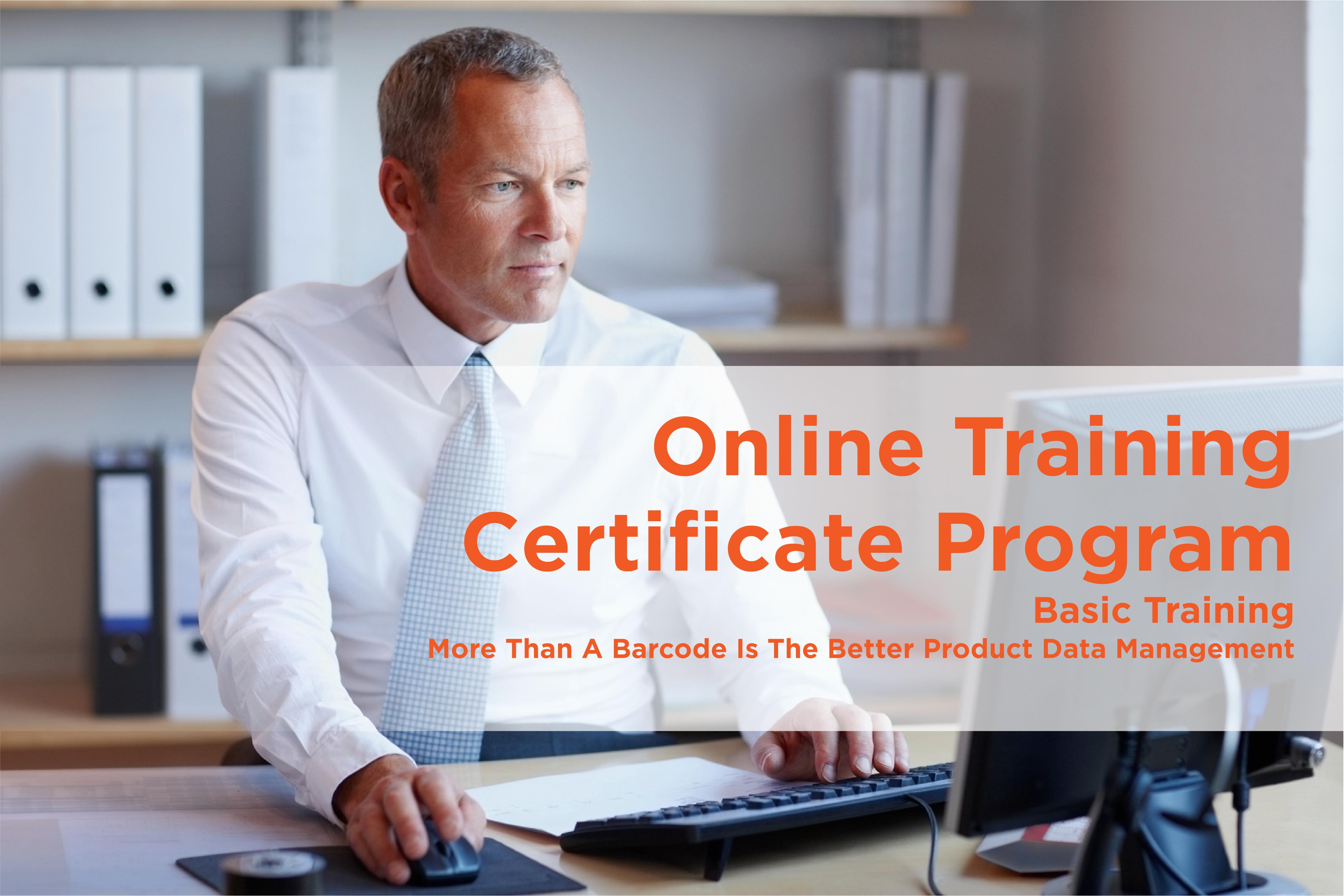 Online Training หลักสูตรมากกว่าสัญลักษณ์บาร์โค้ด คือการบริหารจัดการข้อมูลสินค้าที่ดียิ่งขึ้น – More Than A Barcode Is The Better Product Data Management (Basic Training – Certificate Program)